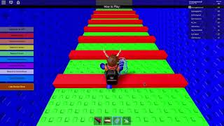 how to speed run make a cake mini obby! (roblox)