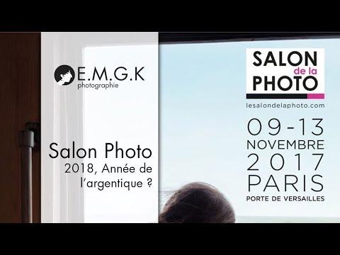2018, année de l'argentique - Conférence Salon de la Photo 2017