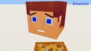 FNAF: Agario. Minecraft Animation