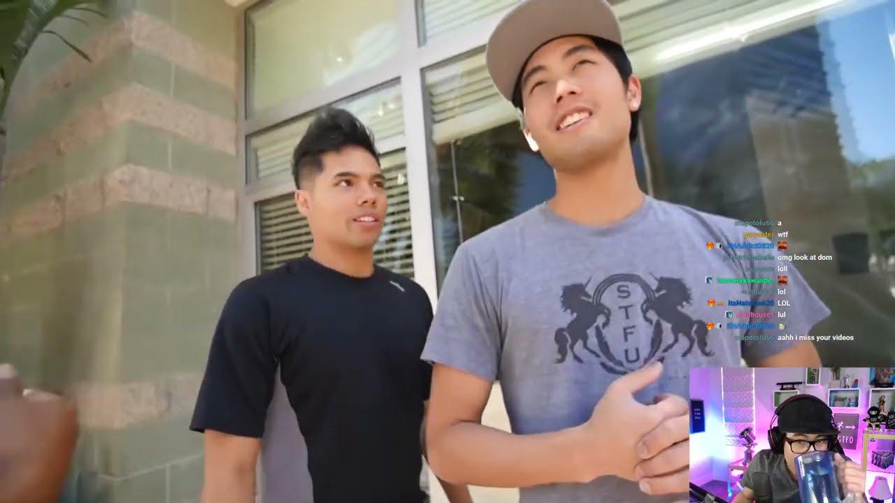 Parkourse in LA! (Ep. 8) w/ the chat (Twitch clip)