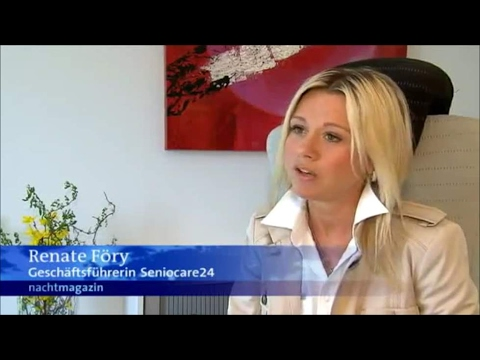 Polnisches Pflegepersonal aus