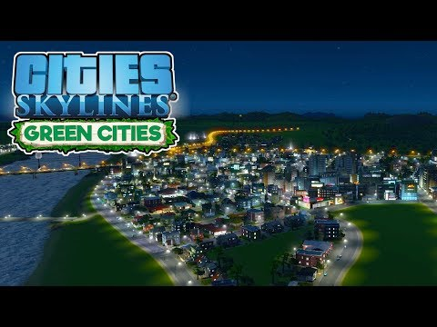 Population Boom! – Cities Skylines Green Cities Gameplay – Let's Play Part 12