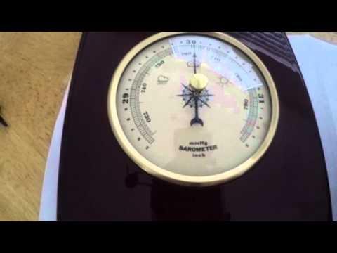 The Barometer Explained