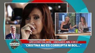 Insultos, agresiones y amenazas de Fabián Doman y su equipo al abogado de CFK