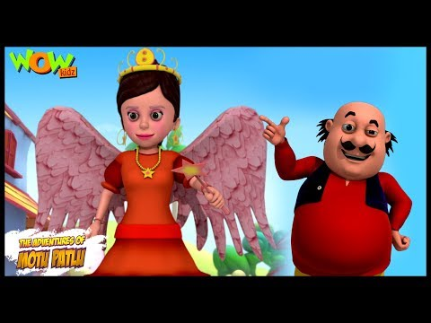 Laal Pari - Motu Patlu in Hindi - ENGLISH, FRENCH & SPANISH SUBTITLES! - 3D Animation Cartoon thumbnail