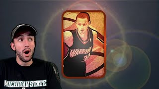 testing my pack luck on 102 OVR CURRY PACKS! NBA Live Mobile