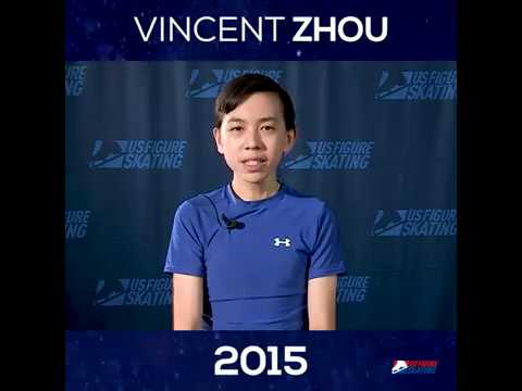 Through the Years: Vincent Zhou