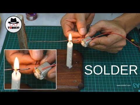 How to Make a Simple Solder