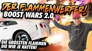 JP Performance - DER FLAMMENWERFER! | Boost Wars 2.0