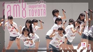 AKBの次世代を担うチーム8メンバー16名のイベントデビュー動画です。2014年5月24日25日に静岡で行われたライブを撮影したものを編集しました。 ○Team8 in 静岡 ...
