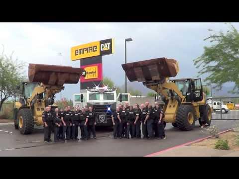 Mesa Police SWAT, Ice Bucket Challenge 2014