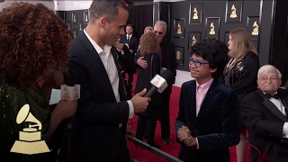 Joey Alexander | Red Carpet | 59th GRAMMYs