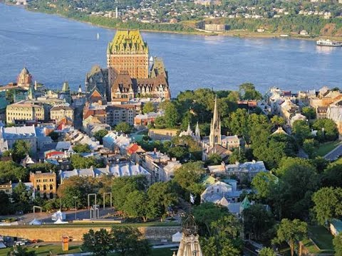 Explore Quebec City 2015