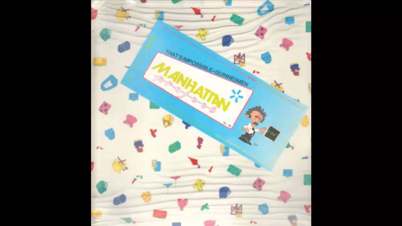 Manhattan Project – That's Impossible (1986 Rare Italo Disco Collection )
