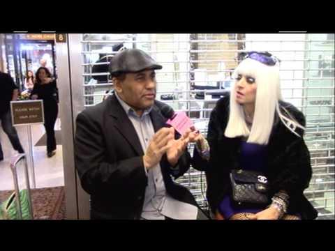 MANHATTAN ART AND PANAME INTERVIEWS