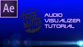 Trap Nation Audio Visualizer Tutorial!