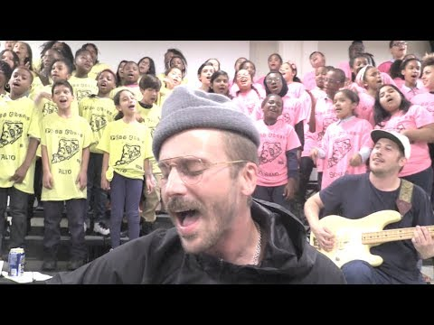 """FEEL IT STILL"" Portugal. The Man ft. PS22 Chorus"