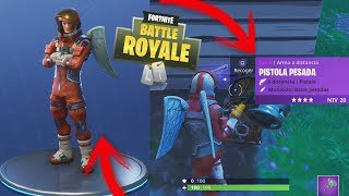 New FORTNITE MEGA UPDATE: Battle Royale (Skins, New Gun, Weapon Changes...)