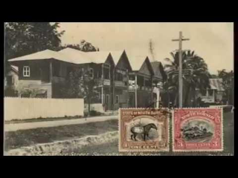 History Sabahan Culture-North Borneo-