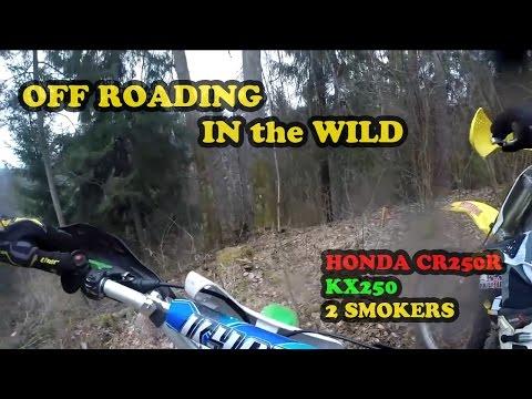 Off roading Fun in the WILD - RAW