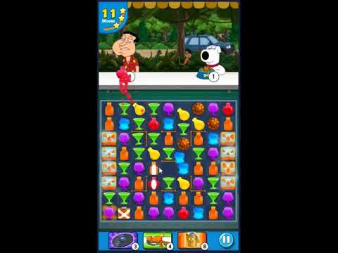 Family Guy Another Freakin Mobile Game Level 711 - NO BOOSTERS