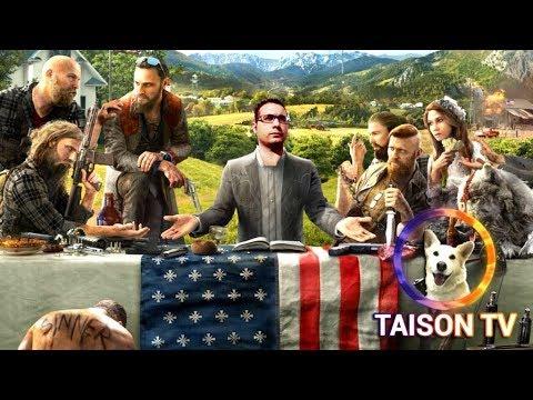 """Far Cry 5 """"La caza del Loco"""" Parte 11"""