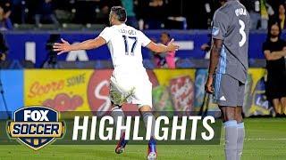 LA Galaxy vs. Minnesota United FC | 2019 MLS Highlights