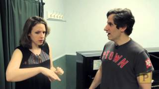 "OBSESSED!: Jessie Mueller (and Her Multiple Personalities) Sing ""Beautiful"""