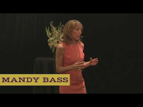 Mandy Bass speaks on overcoming adversity