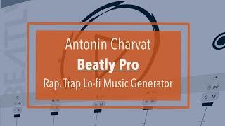 Beatly Pro Music Generator - Tutorial and Demo screenshot 3