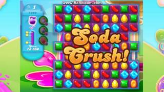 CANDY CRUSH SODA Saga Level 1324-1325 ★★★
