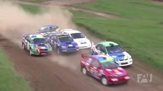 Рубилово в украинском автокроссе на I этапе ЧУ 2018 года