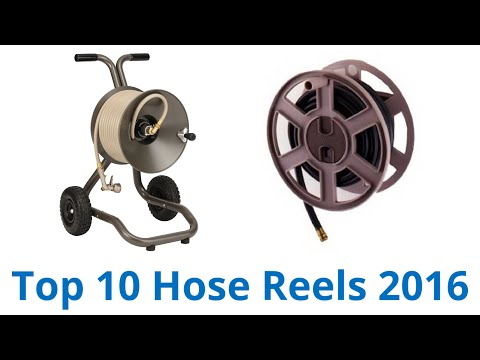 10 Best Hose Reels 2016