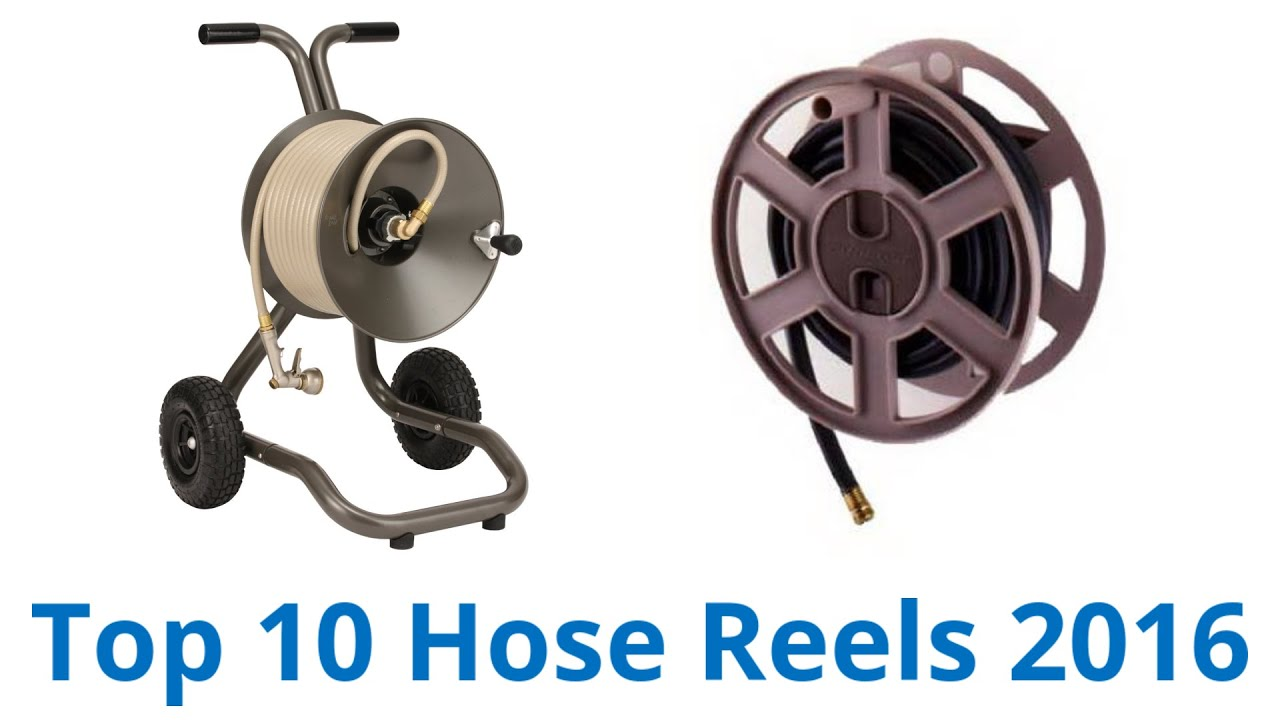 fetching home depot garden hose reel.  10 Best Hose Reels 2016 YouTube