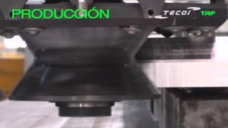 El modelo de máquina TECOI TRF es la solución para los requerimient...