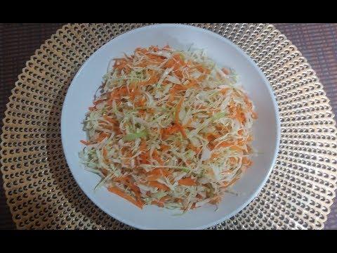 Basic Jamaican Vegetable Salad