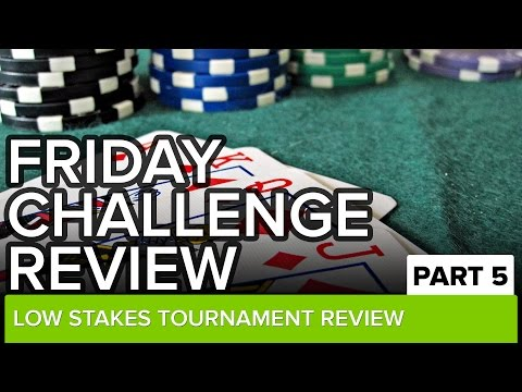 888poker Friday Challenge Review (Part 5)