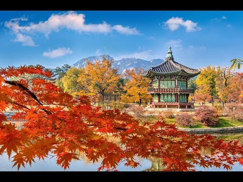 Walking in Seoul, South Korea: Seoul Travel Guide 2016