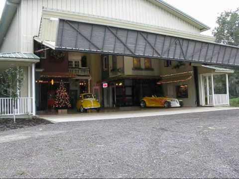 Danville Hangar  Central Florida Wedding Destination
