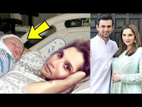Sania Mirza And Shoaib Malik Blessed With Baby Boy