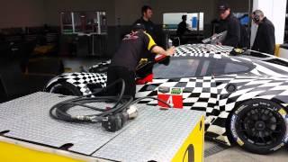 corvette c7r daytona practice