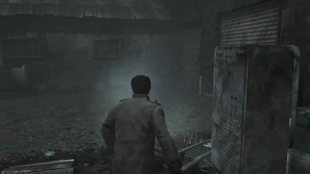 Silent Hill Homecoming Gameplay First Meeting With Smog Hd