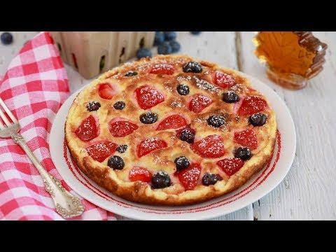 Easy Soufflé Pancake - Gemma's Bigger Bolder Baking Ep 196
