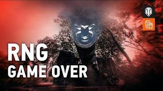 RNG. Game Over [World of Tanks Deutsch]