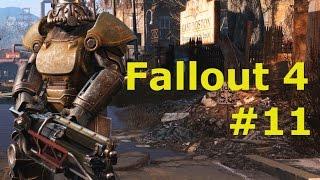 Fallout 4 прохождение 11 избиение в пустоши модифицировал оружие