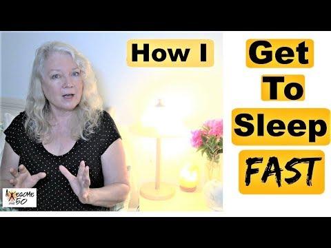 How I get a Good Night's Sleep Fast, My Top 10 Insomnia Help, Men & Women