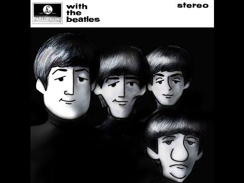 With The Beatles - The Beatles Full Album Cover Compilation