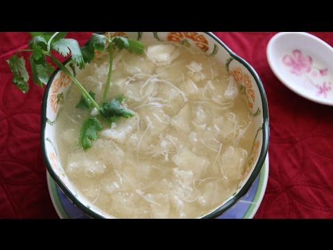 Fish Maw Soup (Sup Bong Bong Ca) Recipe