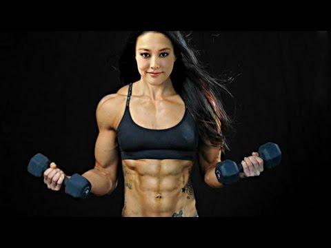 Workout Motivation - Asian Girls Edition