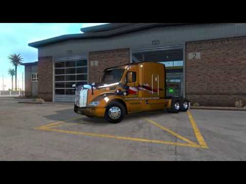 American Truck Simulator Season 1 Episode 30 (New Mexico DLC and move from Phoenix to Albuquerque)